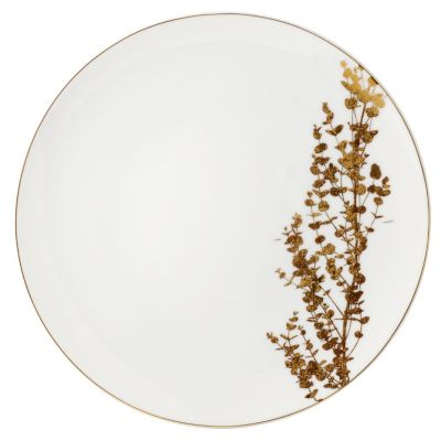 Bernardaud Vegetal Dinner Plate