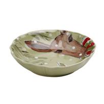 casafina_deer_friends_green_small_serving_bowl