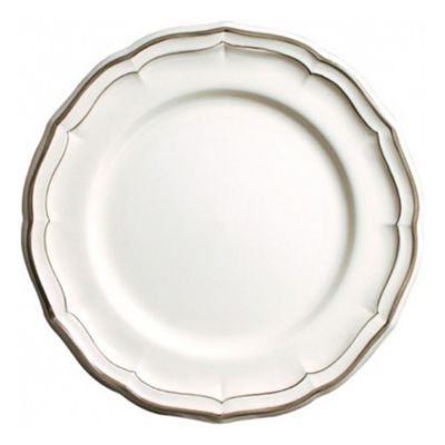 Gien Filets Taupe Dinnerware