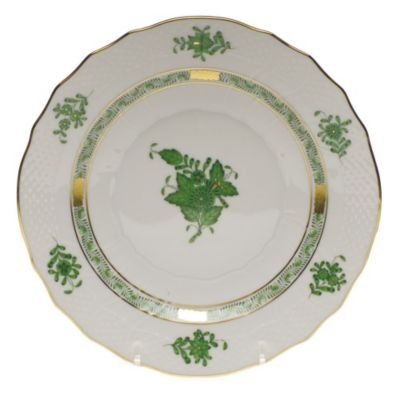 Herend Chinese Bouquet Green Dinnerware