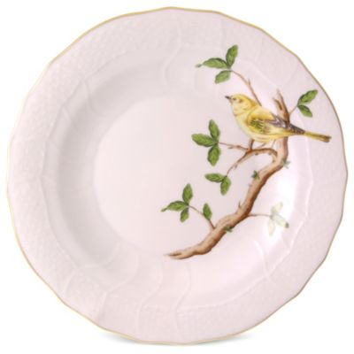 Herend Songbird Dinnerware