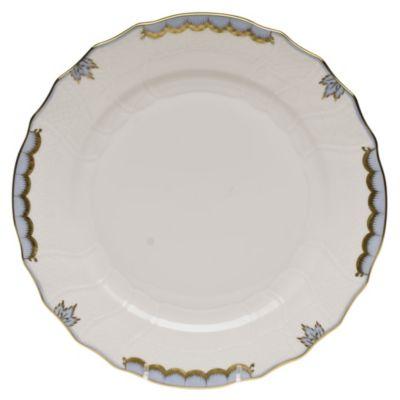 Herend Princess Victoria Light Blue Dinnerware