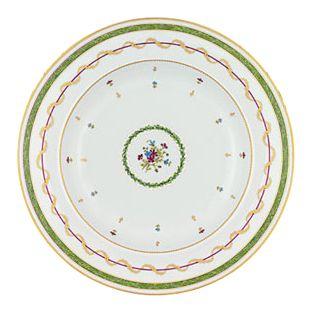Haviland Vieux Paris Vert Dinnerware