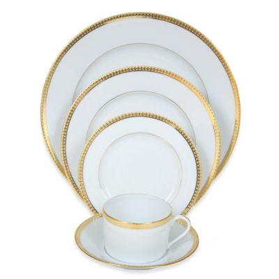 Haviland Symphonie Gold Dinnerware
