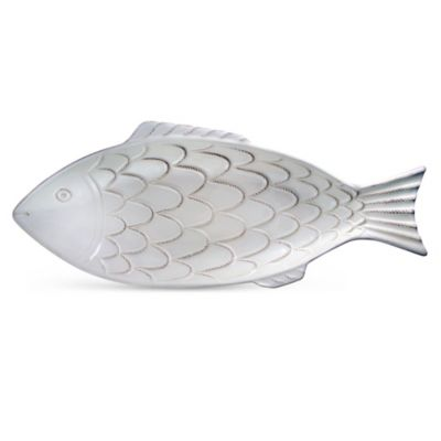 Juliska Berry And Thread Fish Platter White