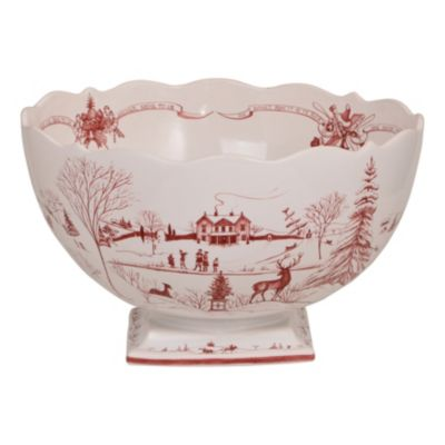 Juliska Country Estate Dinnerware, Ruby