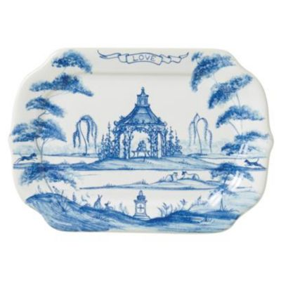Juliska Country Estate Dinnerware, Delft