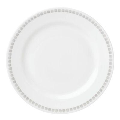 Kate Spade Charlotte Street Grey Dinnerware