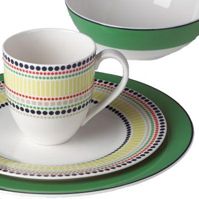 Kate Spade Hopscotch Drive Dinnerware