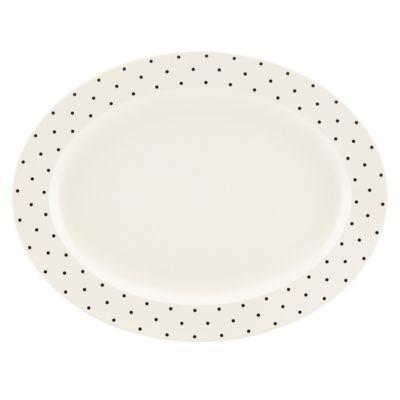 Kate Spade Larabee Dot Cream Dinnerware