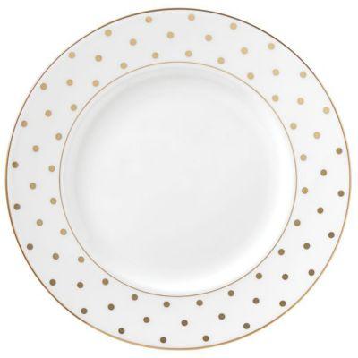 Kate Spade Larabee Road Gold Dinnerware