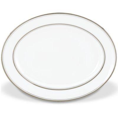 Kate Spade Library Lane Platinum Dinnerware