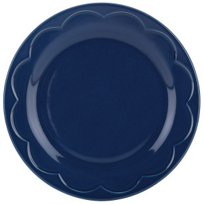Kate_Spade_New_York_All_in_Good_Taste_Sculpted_Scallop_Navy_8.75'_Plate