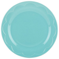 Kate_Spade_All_In_Good_Taste_Sculpted_Scalloped_Turquoise_Accent_Plate