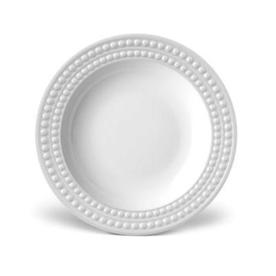 L'Objet Perlee White Dinnerware
