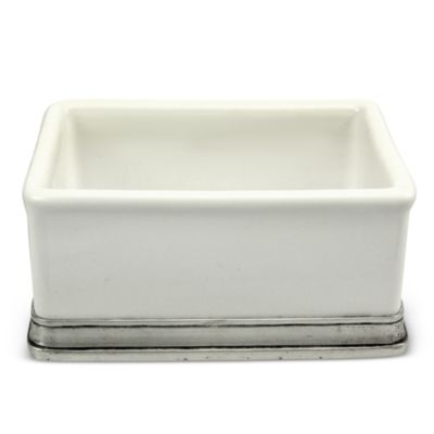 Match Convivio White Dinnerware
