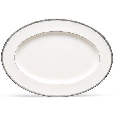 Noritake Rochelle Platinum Dinnerware