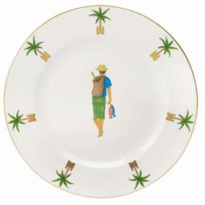 Philippe Deshoulieres Tropical Island Dinnerware
