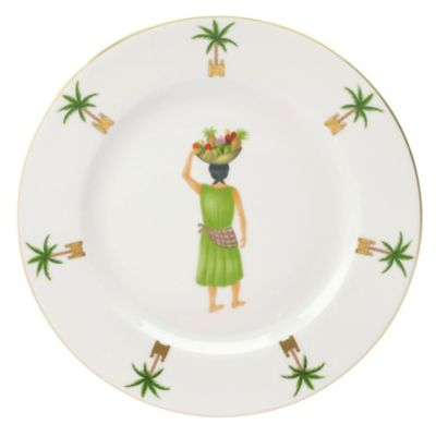 Philippe Deshoulieres Tropical Island Dinnerware