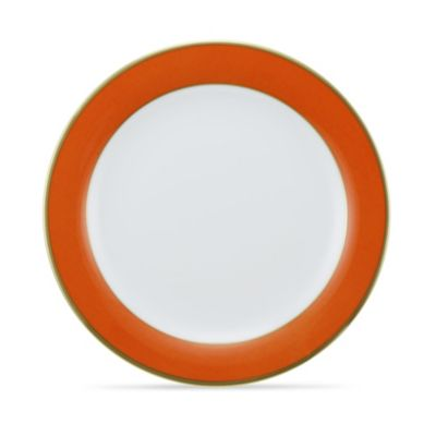 Pickard Colorsheen Orange Gold Ultra White