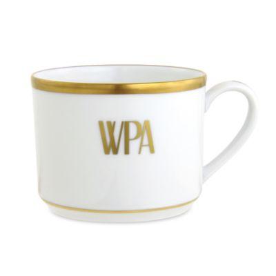 Pickard Signature White With Gold Dinnerware
