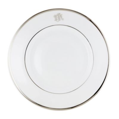 Pickard Signature White Platinum Dinnerware