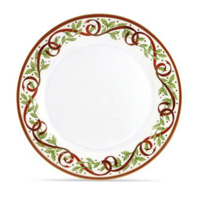 Pickard Winter Festival White with Gold Dinnerware