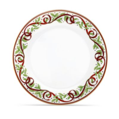 Pickard Winter Festival White with Gold Dinnerware