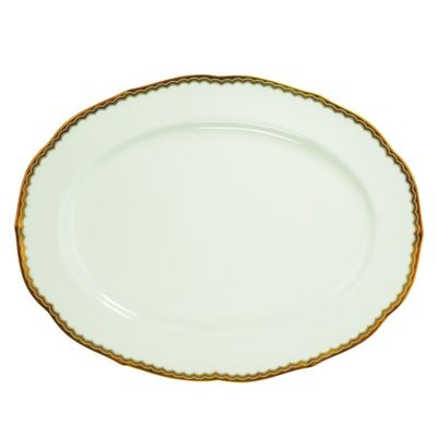 Prouna Antique Gold Dinnerware