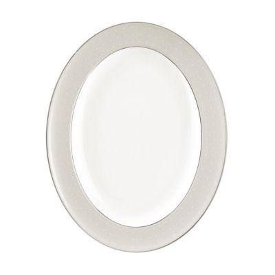 Monique Lhuillier Etoile Platinum Dinnerware