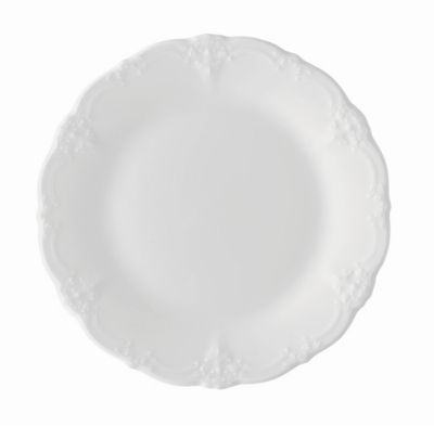 Rosenthal_Baronesse_White_Dinnerware