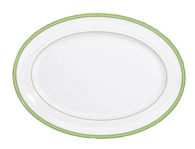 Raynaud Tropic Green Dinnerware