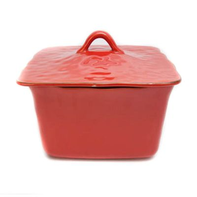 Skyros Cantaria Poppy Red Dinnerware
