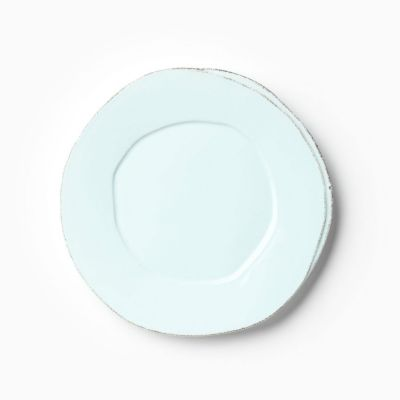 Vietri Lastra Aqua Dinnerware