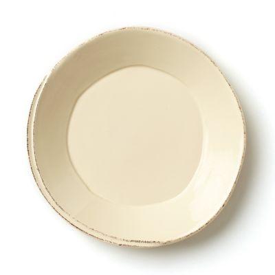 Vietri Lastra Crema Dinnerware