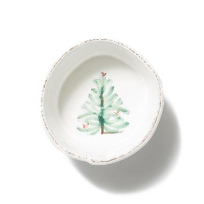vietri lastra holiday condiment bowl