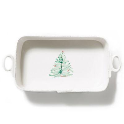 vietri lastra holiday rectangular baker