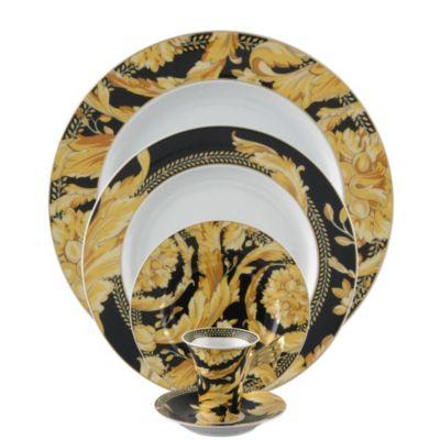 Rosenthal Versace Vanity Dinnerware