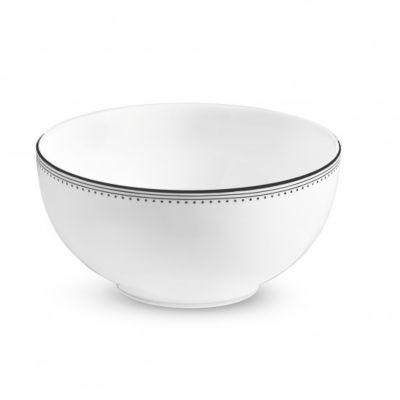 vera wang grosgrain soup/salad/cereal bowl