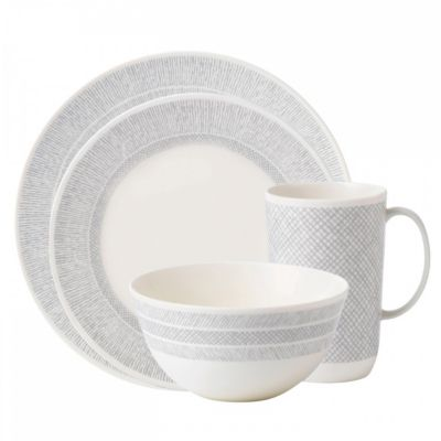 Vera Wang Simplicity Cream Dinnerware