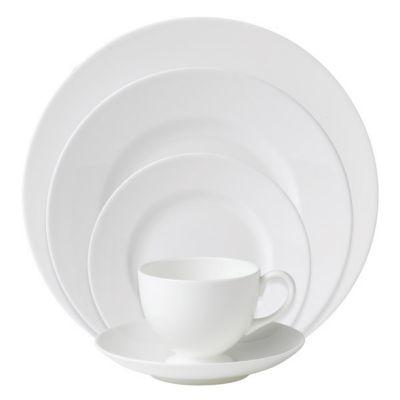 Wedgwood White Dinnerware