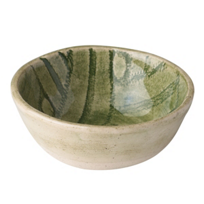 Wonki_Ware_Basketweave_Green_Dipping_Bowl