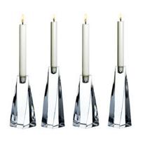 Orrefors_Tornado_Candleholders