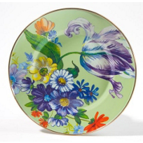 MacKenzie-Childs_Flower_Market_Enamel_Dinnerware,_Green