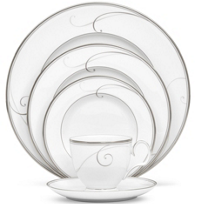 Noritake_Platinum_Wave_Dinnerware