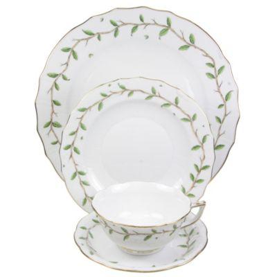 Herend_Rothschild_Garden_Dinnerware