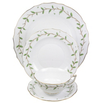 Herend_Rothschild_Garden_Dinnerware