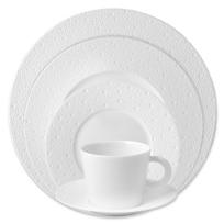 Bernardaud_Ecume_White_Dinnerware