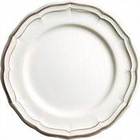 Gien_Filets_Taupe_Dinnerware