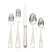 Ricci_Ascot_Gold_Accent_Flatware